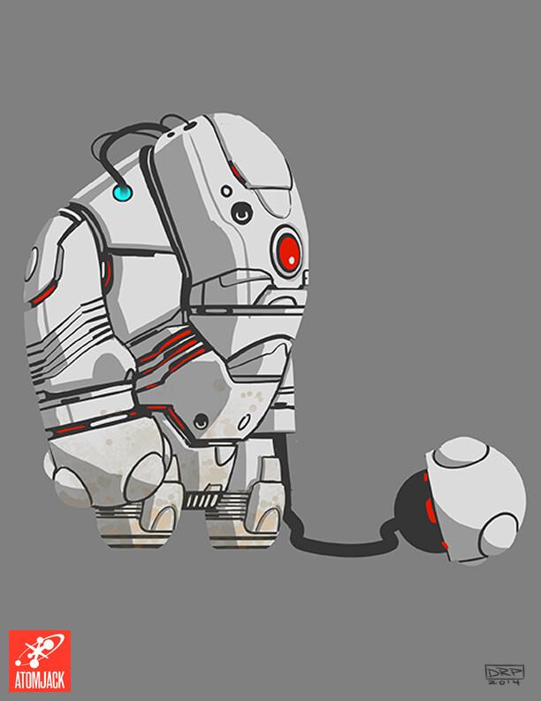 AI Bruiser
