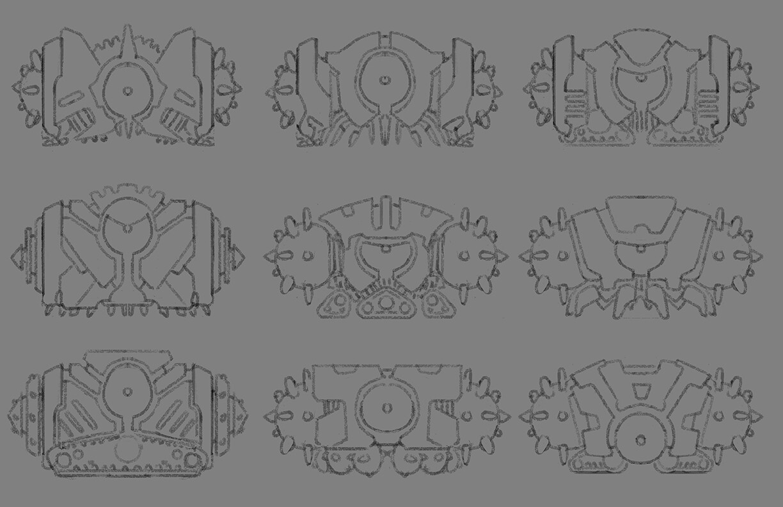 AI Drill Boss - Design Thumbs
