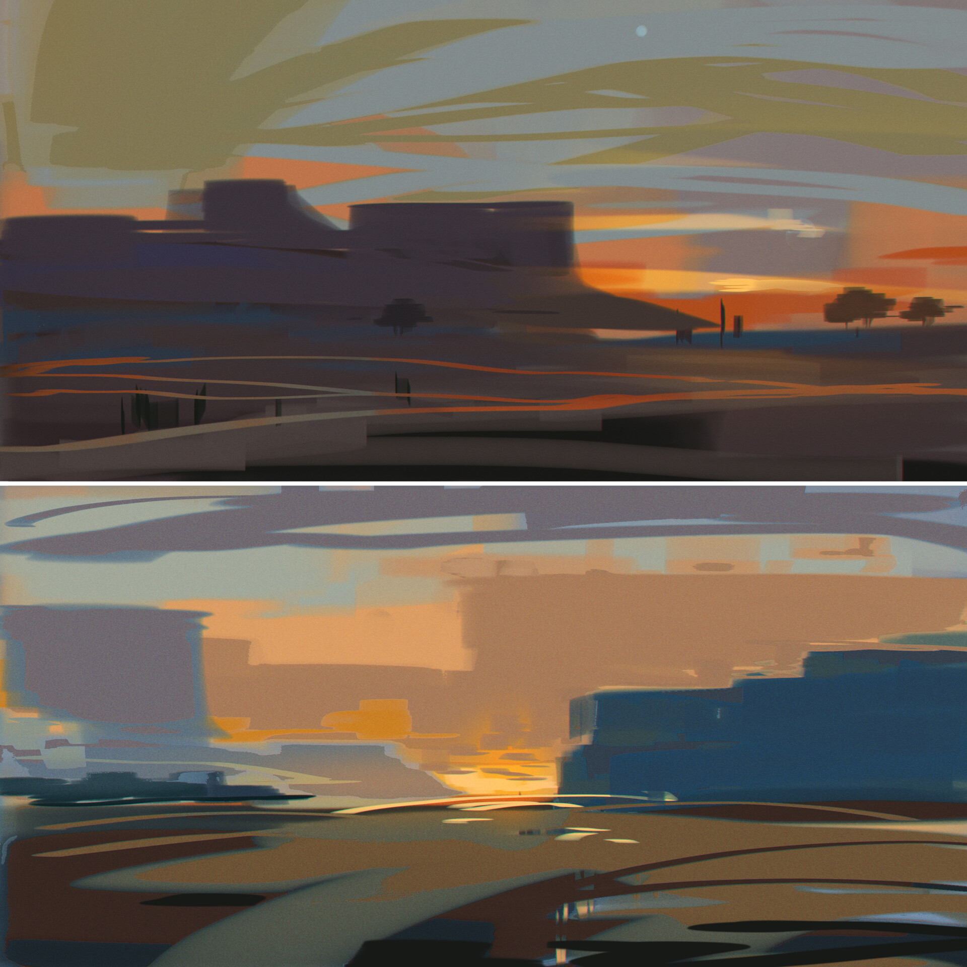Ahmed rawi quick sketches 1 b