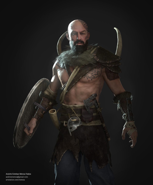 Giant Viking - WIP