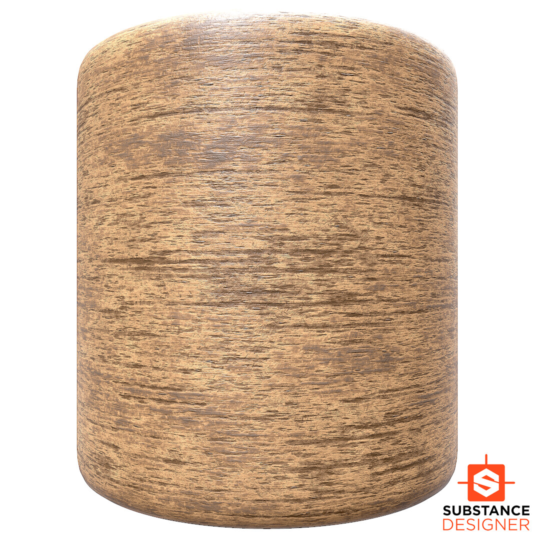 Rough Wood Substance Designer