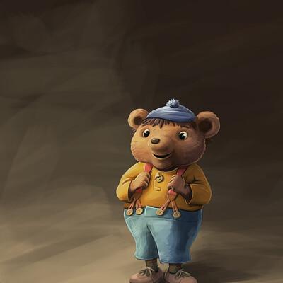 Are austnes bear bruin