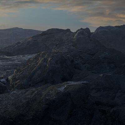 Eric bouffard rock dawn image