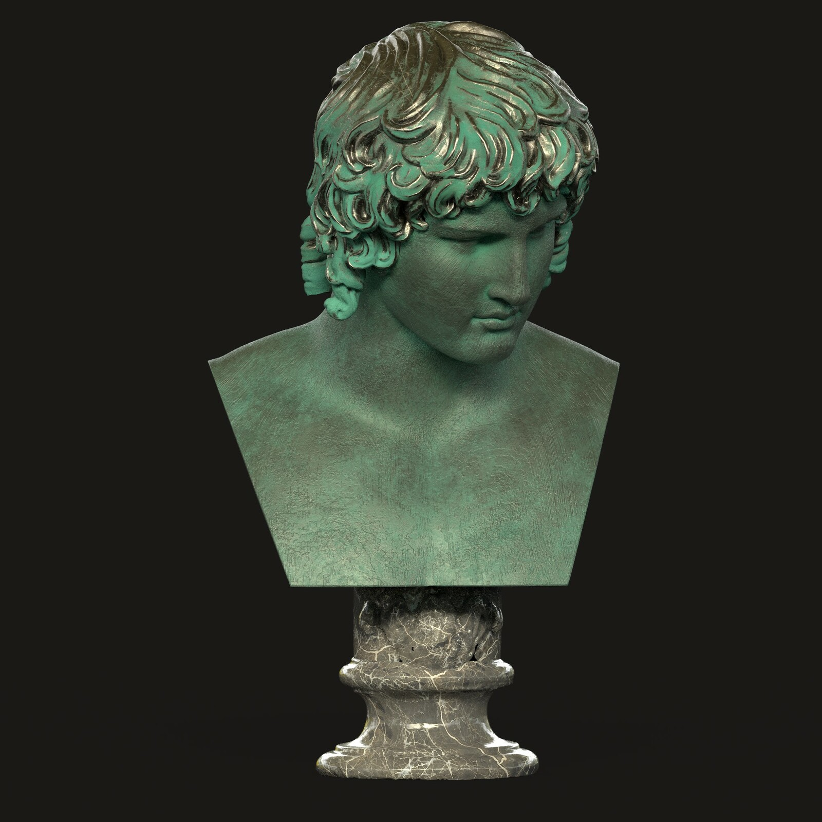 Bust of Antinonous