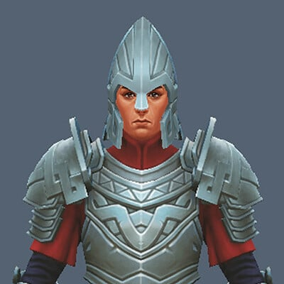 Viktor saghy warrior armour 02