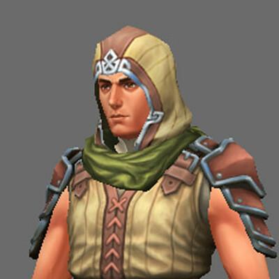 Viktor saghy ranger concept model