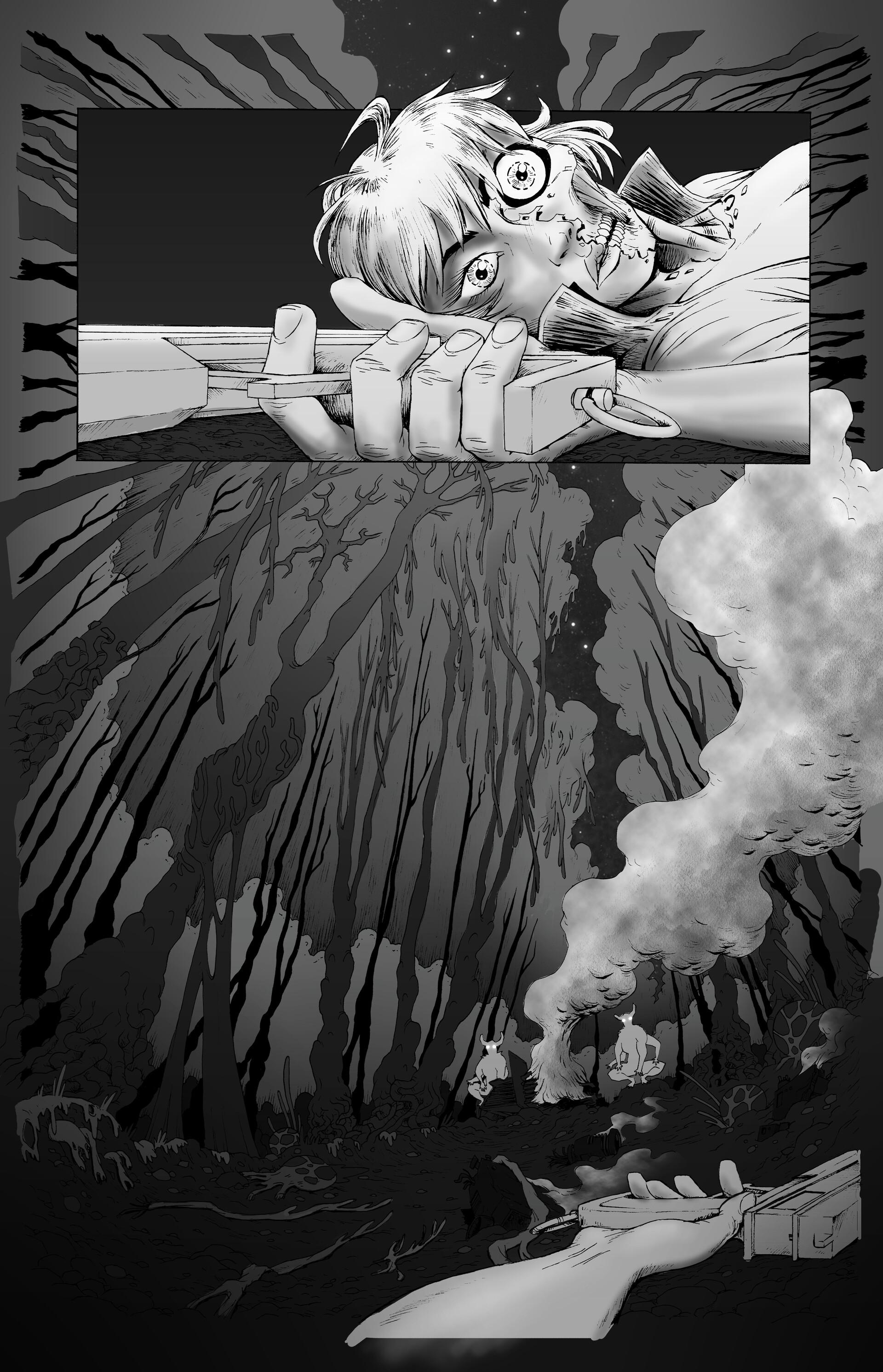 Max haig page 12 ink