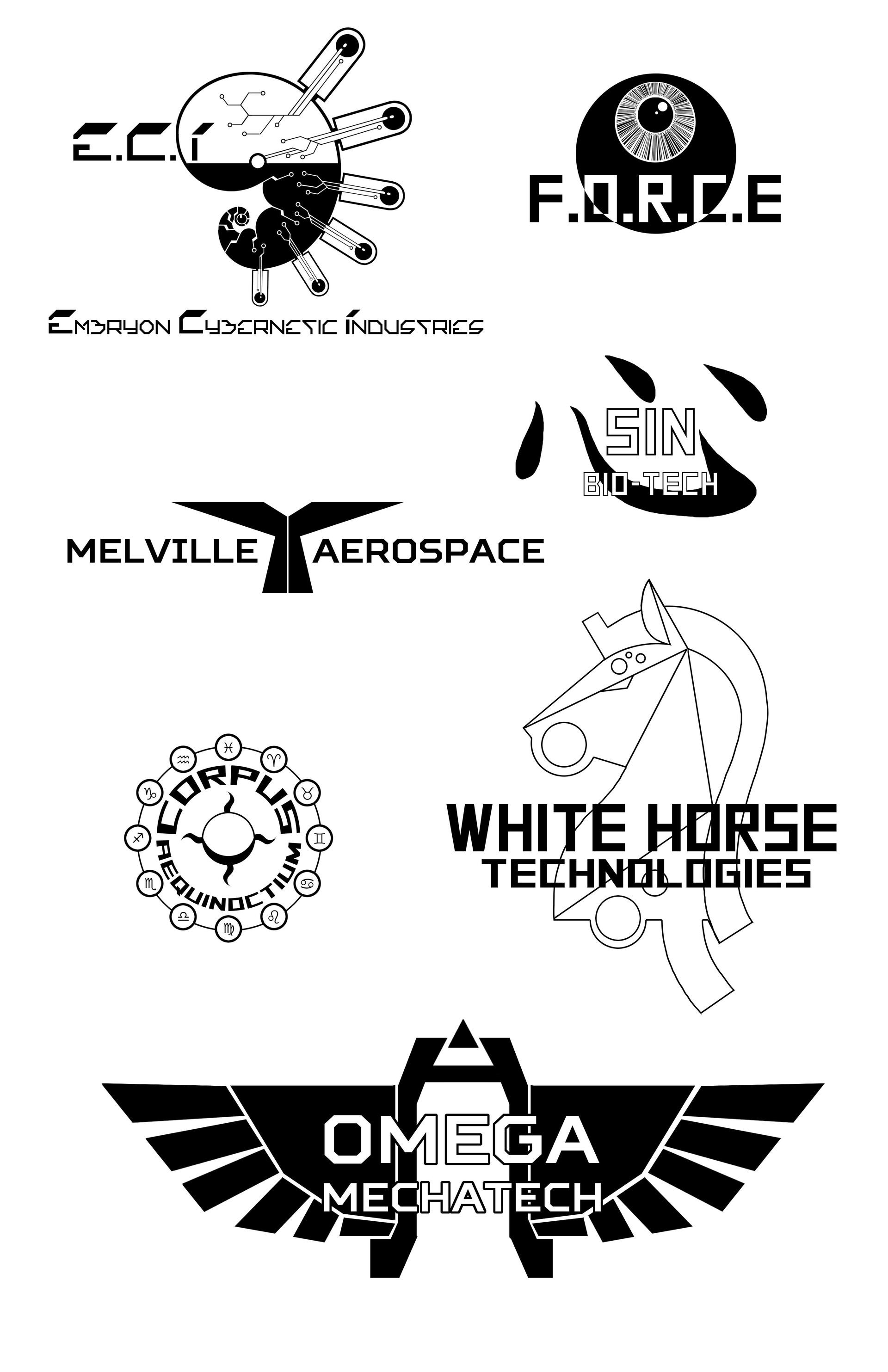 Max haig logos