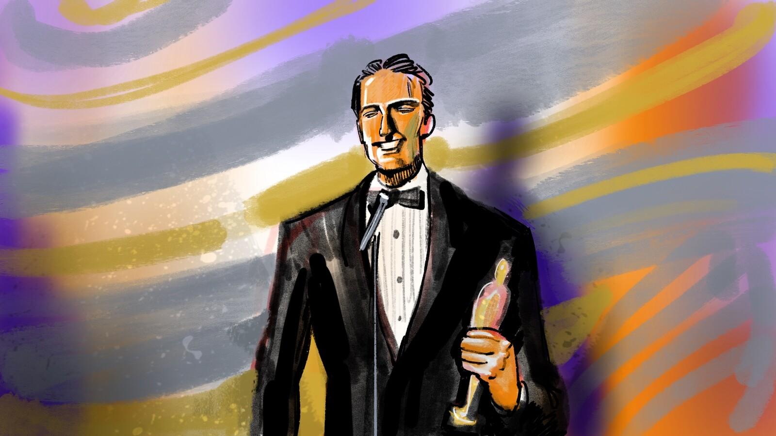 The Oscars frame 5