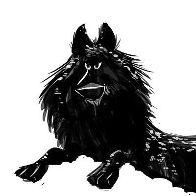 Vipin jacob black wolf