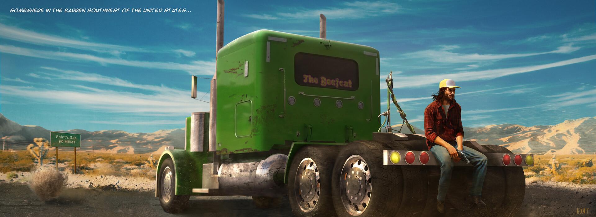 Andrew hunt tom truck keyart low rez