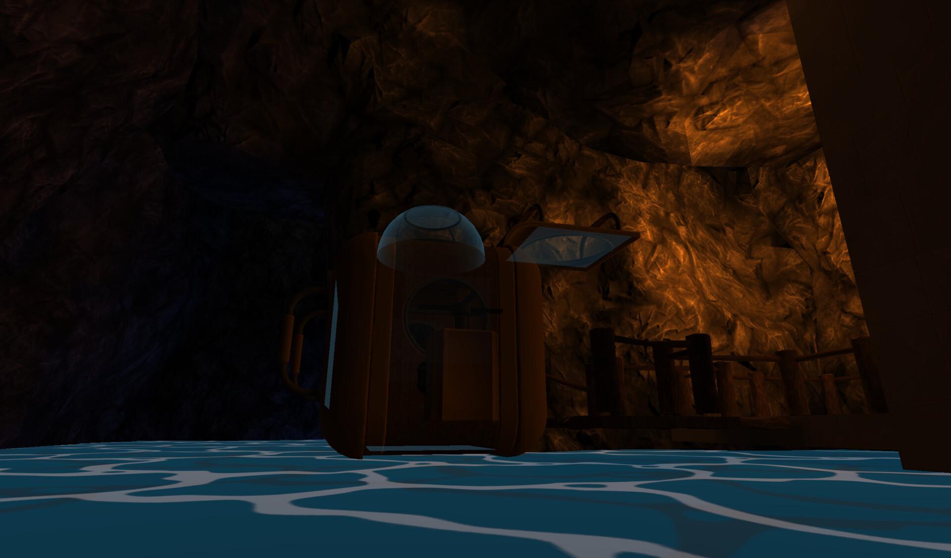 ArtStation - Parmenides / Being An OculusGo VR Experience