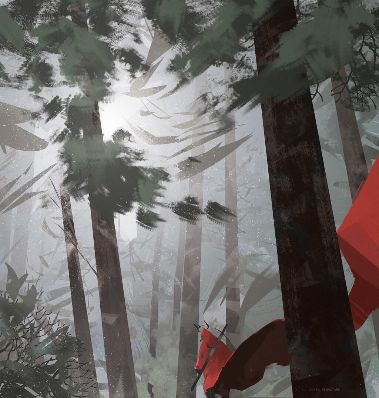 Anato finnstark the king s journey the dull forest by anatofinnstark dd0qp5r fullview