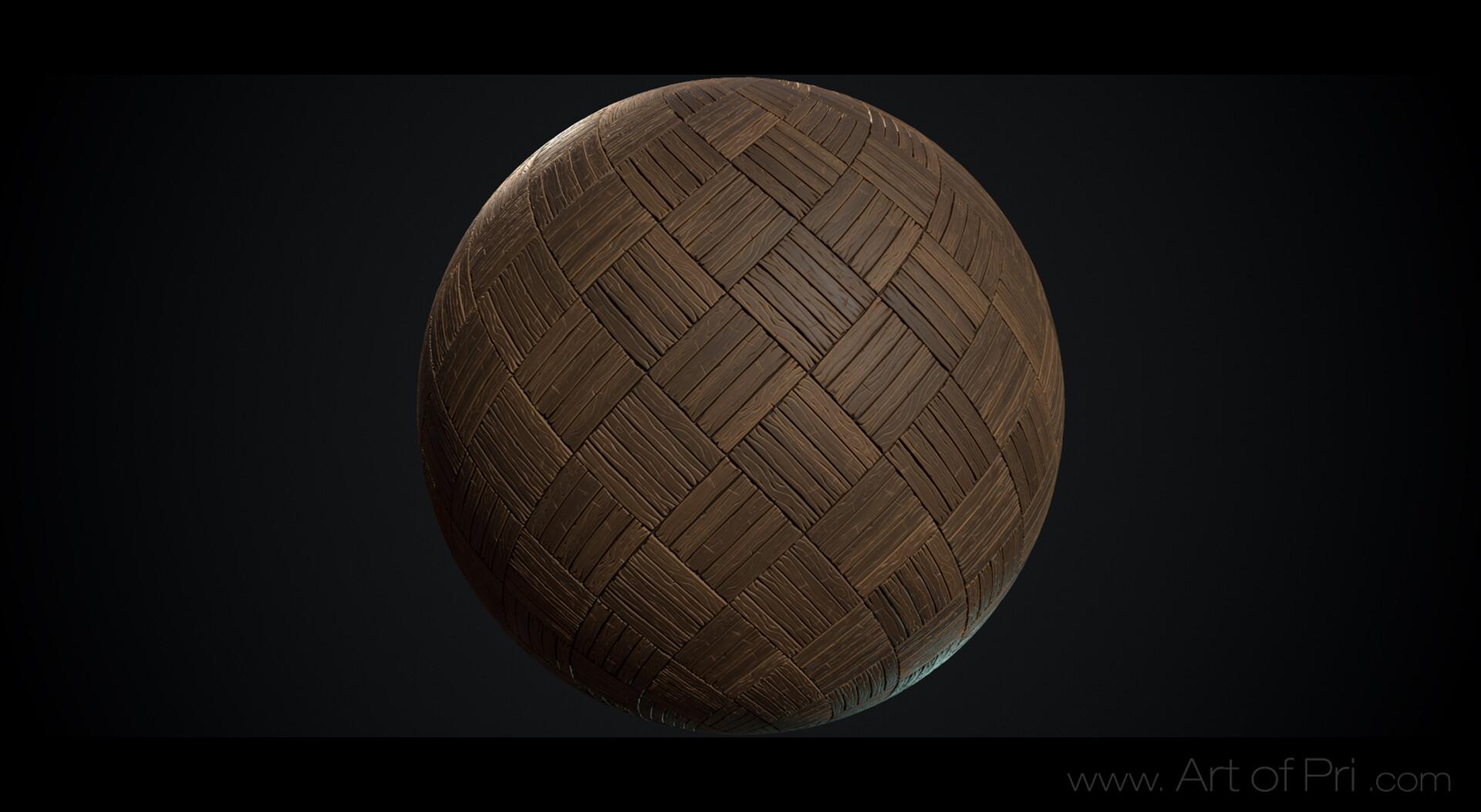 Design: Diagonal Basket