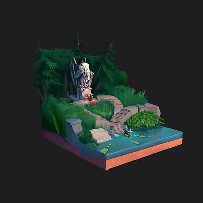 Eldritch Diorama
