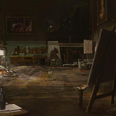 Tessa wessels artist s studio 03 tessa wessels