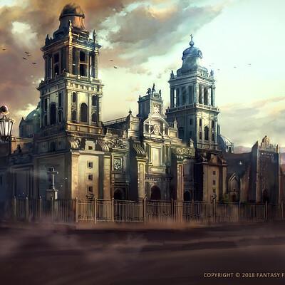 Nele diel catedral metropolitana