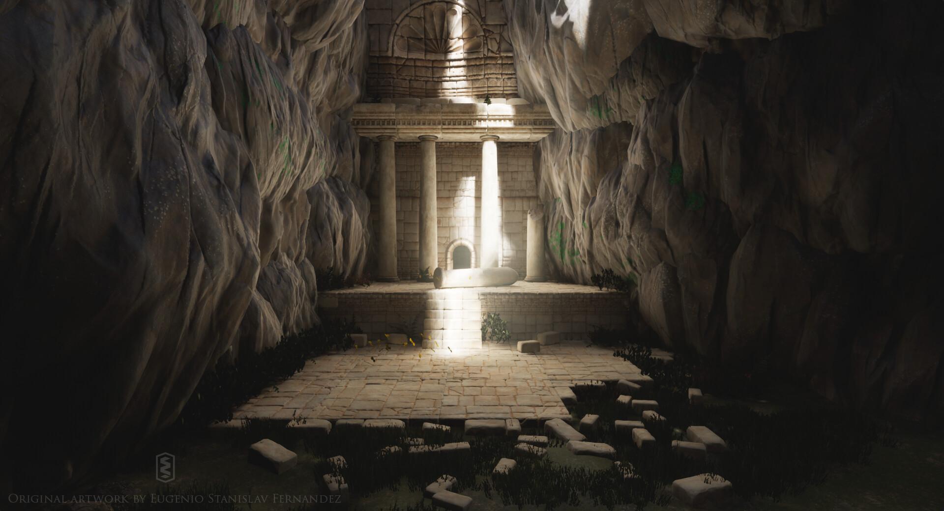 Eugenio stanislav portfolio templo subterraneo 07