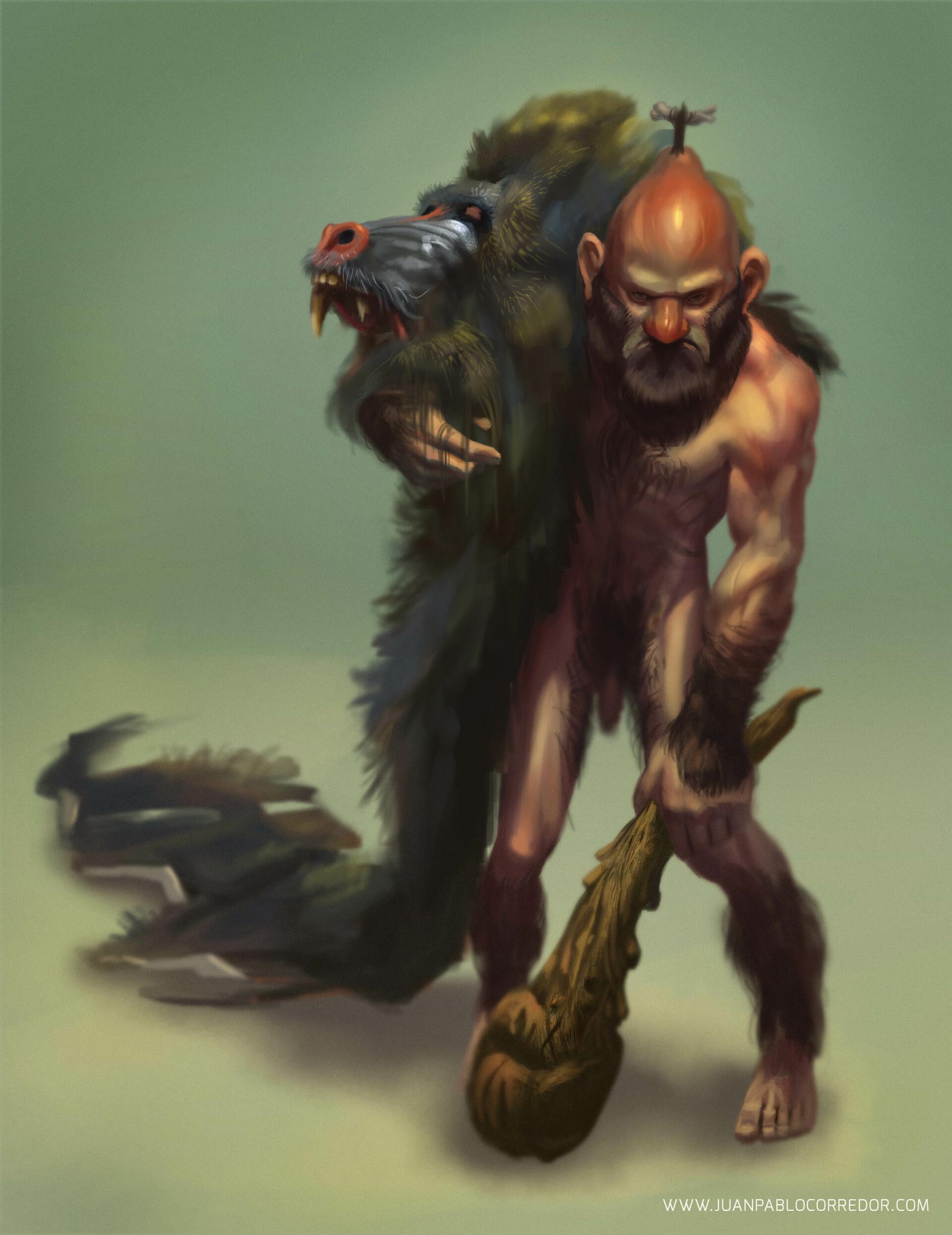 Juan pablo corredor caveman 2