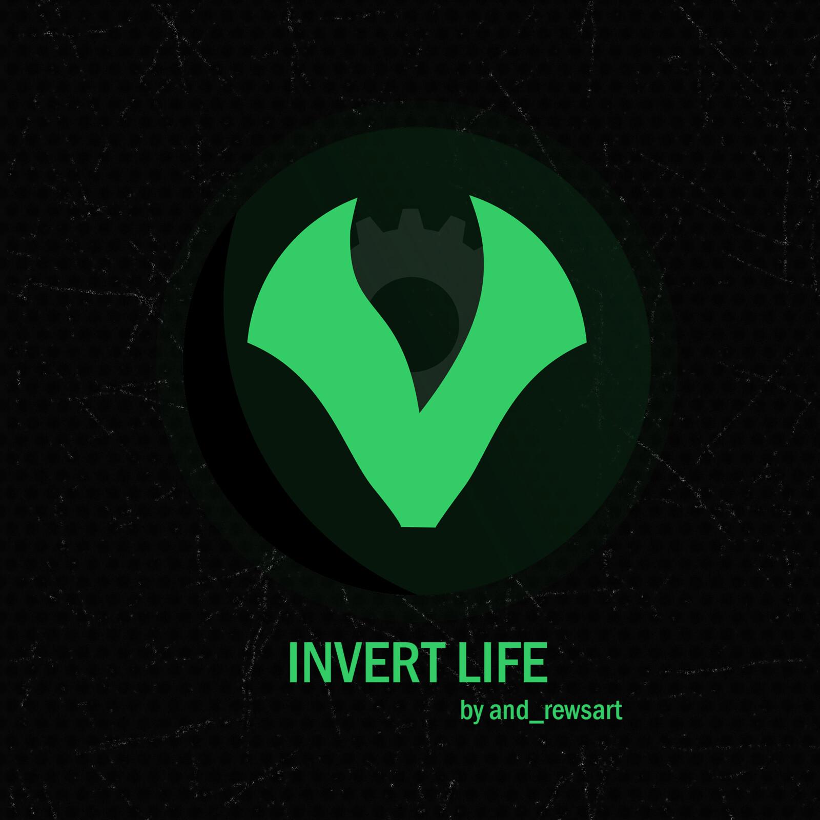 Invert Life Game Logo