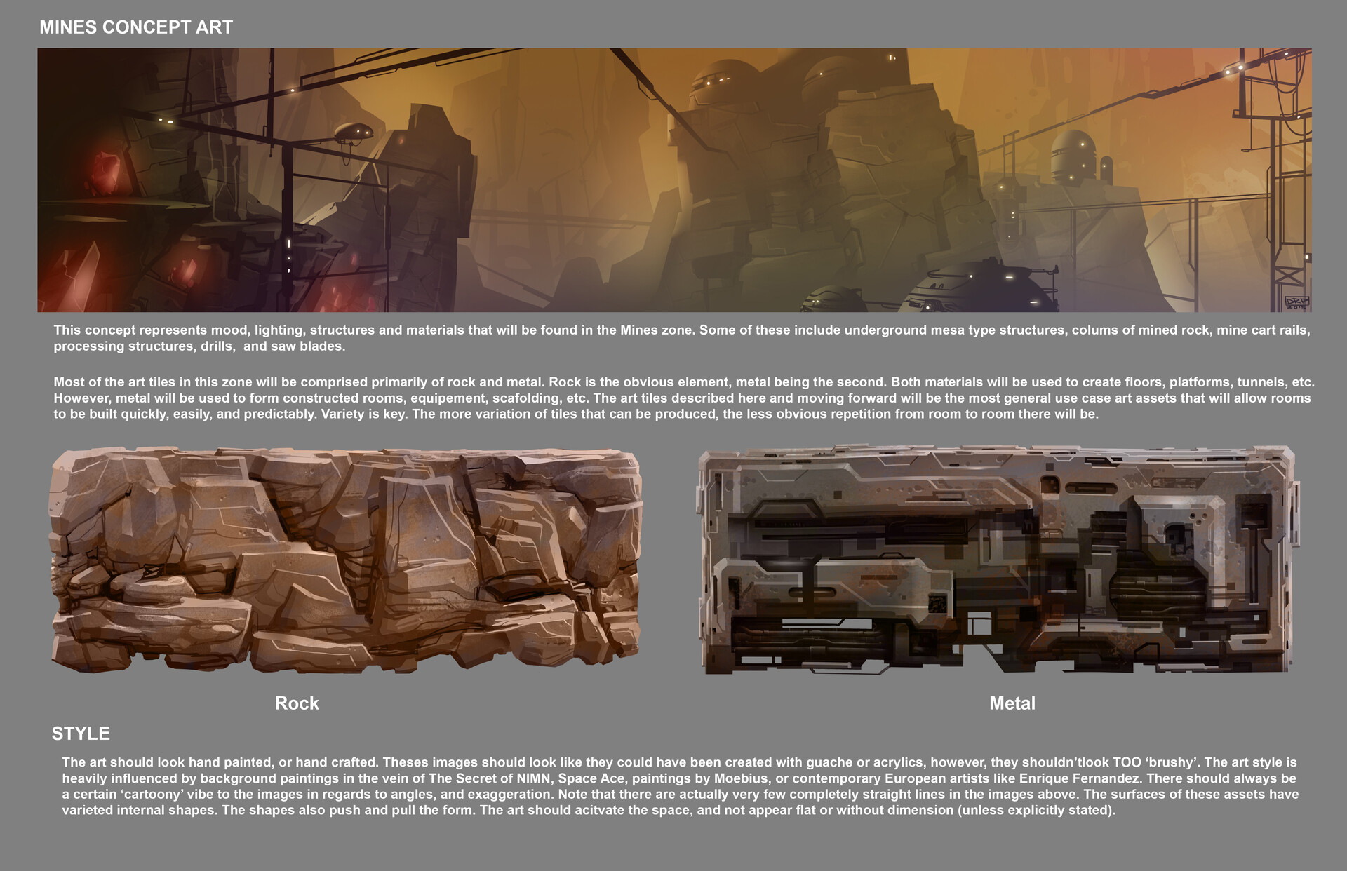 David paul environment art instructions 01
