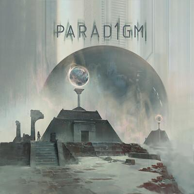 Fabien jacques hd paradigm cover 2