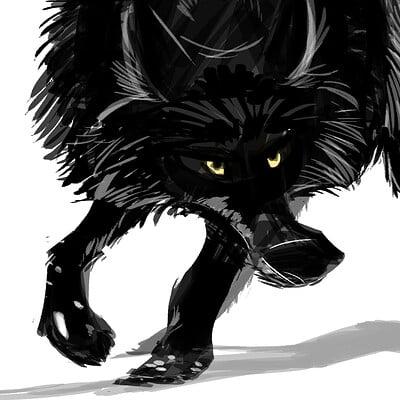Vipin jacob black wolfprowl