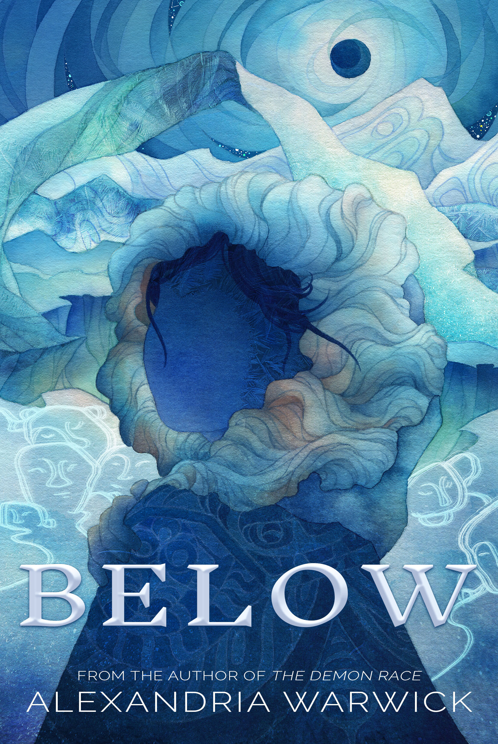 Image result for below alexandria warwick book cover