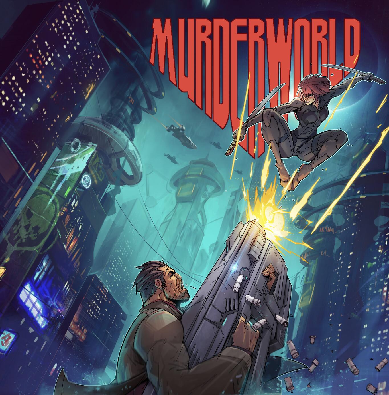 Hicham habchi murderworld