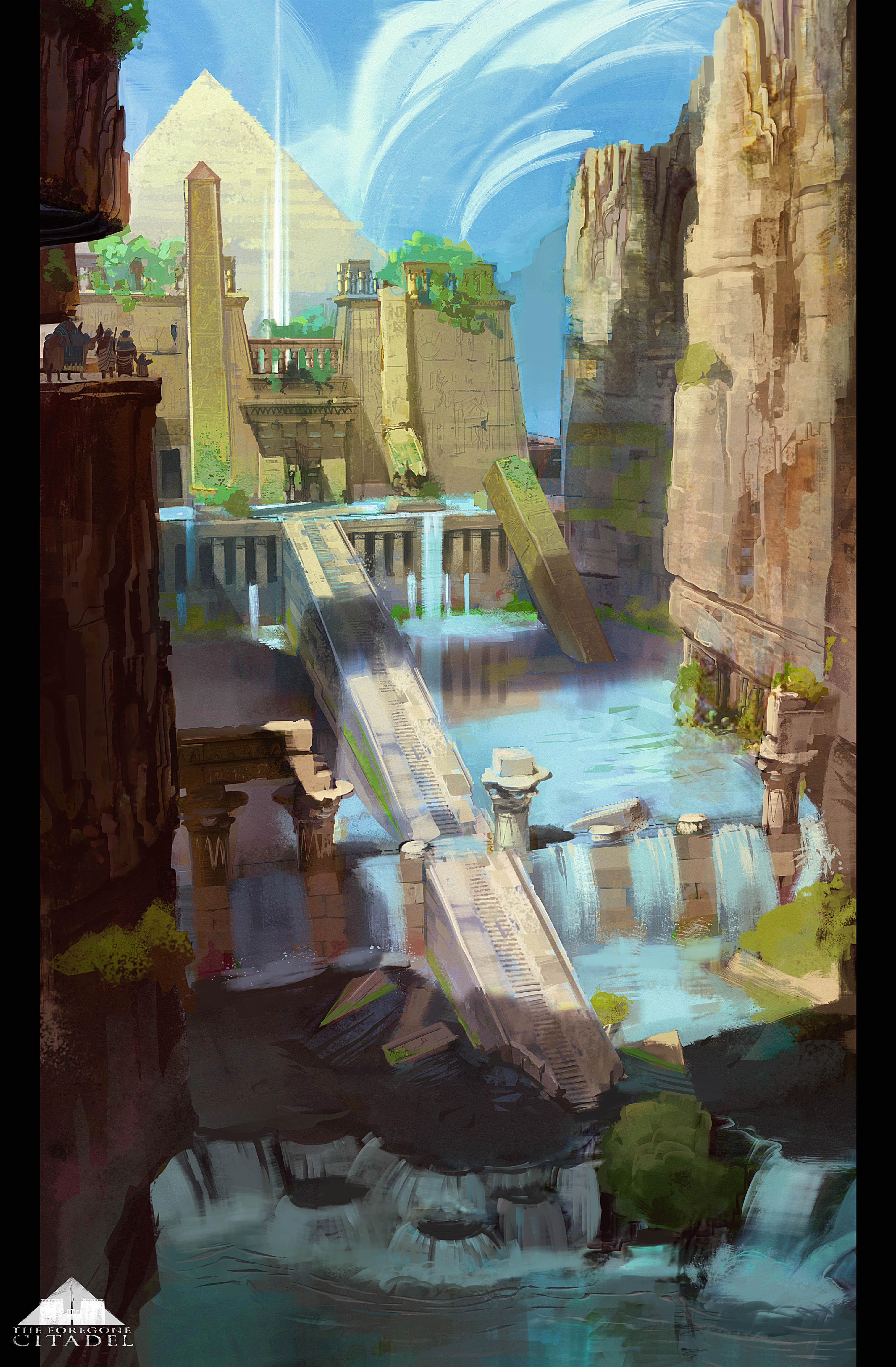 The Forgone Citadel.