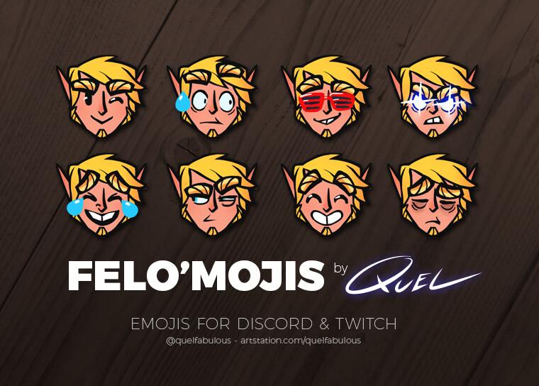 Felo Discord Emojis