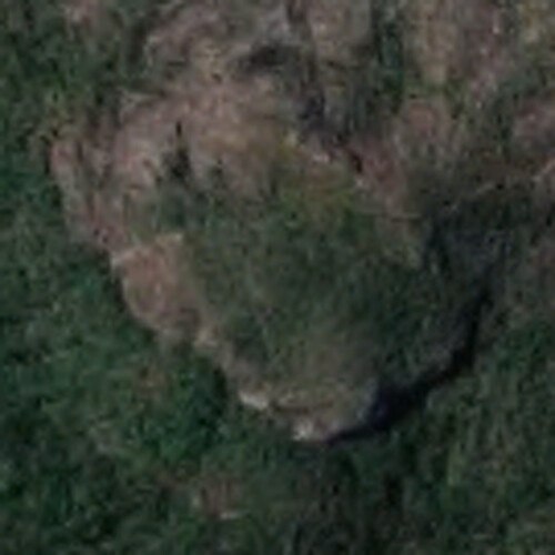 Caine lanigan mount cooroora colour map
