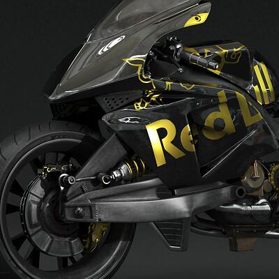 Ying te lien motogp prototype