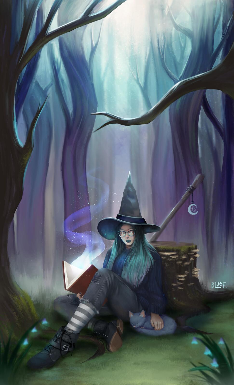 Witch's Sanctuary
