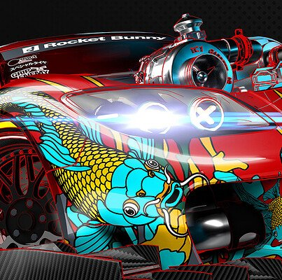 Maks trofimov rx 7 dragon gang maks trofimov 1