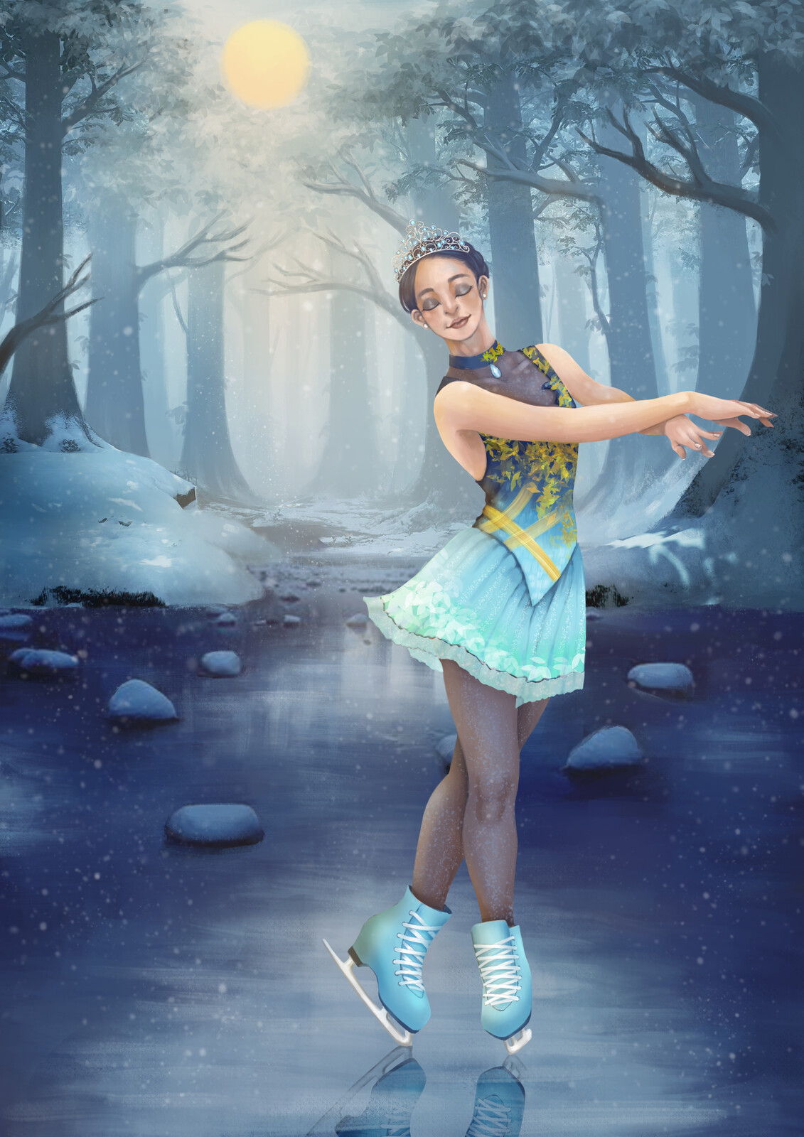 Princess of the Ice Rink