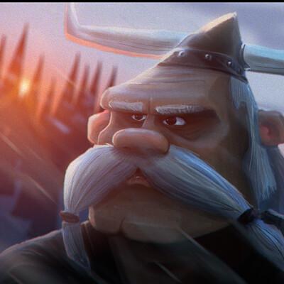 Ethan crossno viking