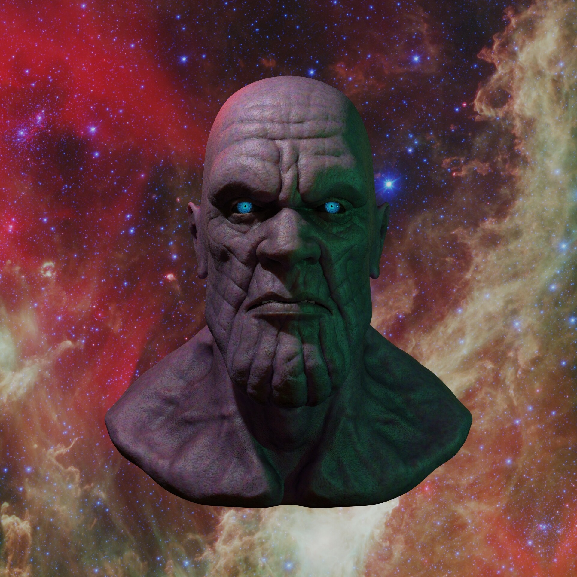 Daniel f r gordillo thanos1