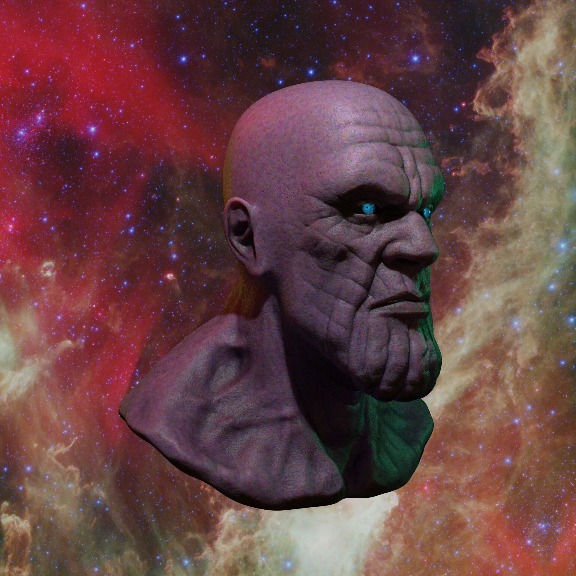 Daniel f r gordillo thanos2