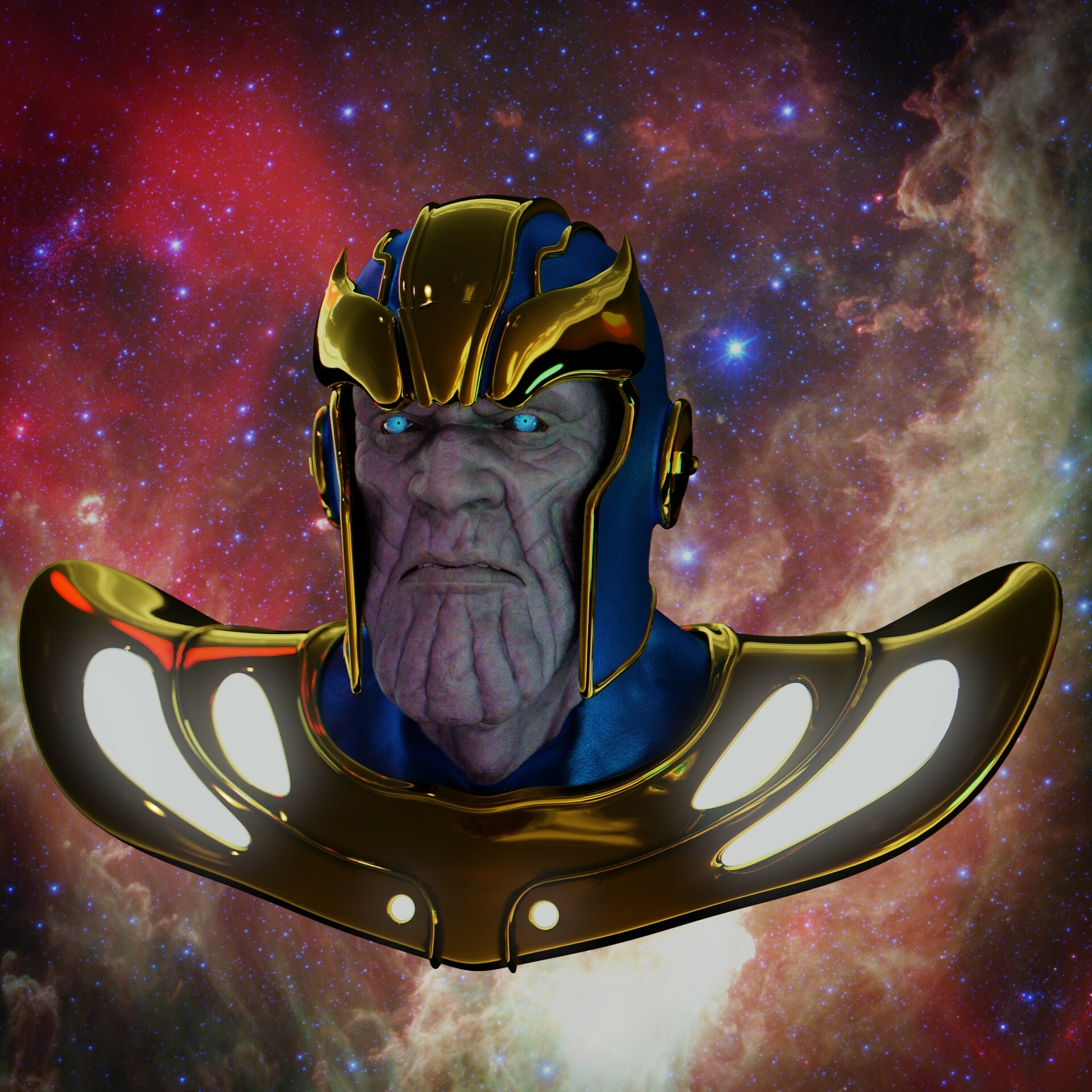 Daniel f r gordillo thanos3b