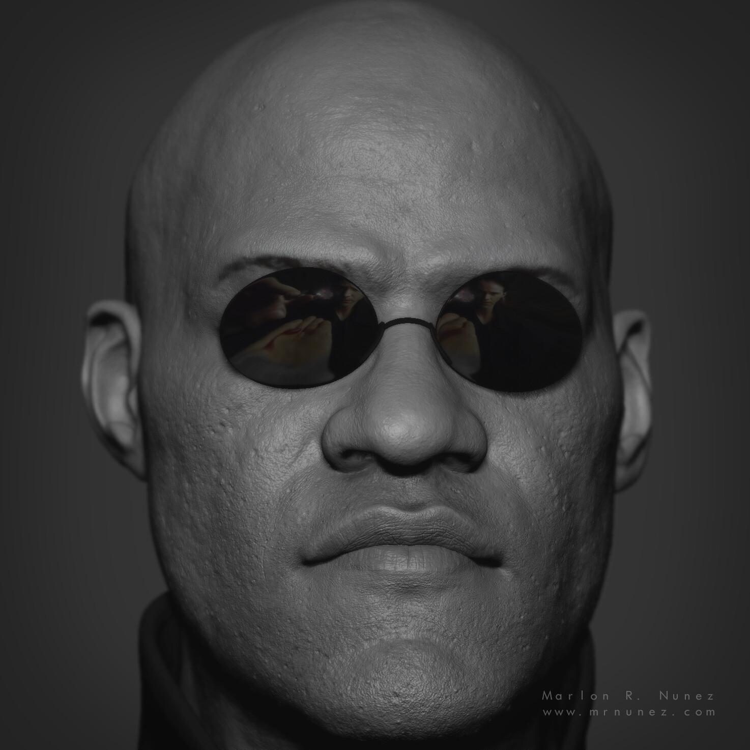 Marlon r nunez morpheus glasses