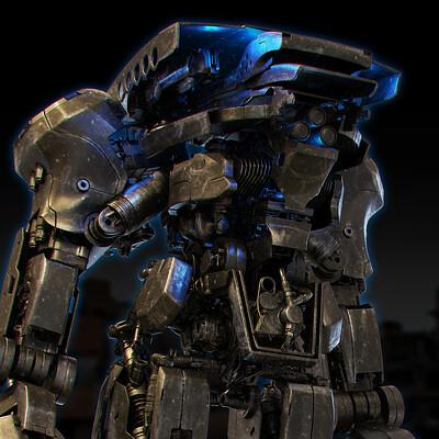 Ying te lien robot 09