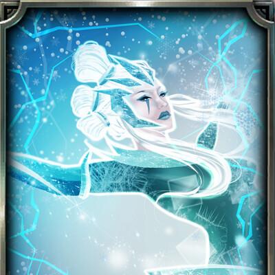 Sophie elisabeth martinez nightingale league ice maiden border camille