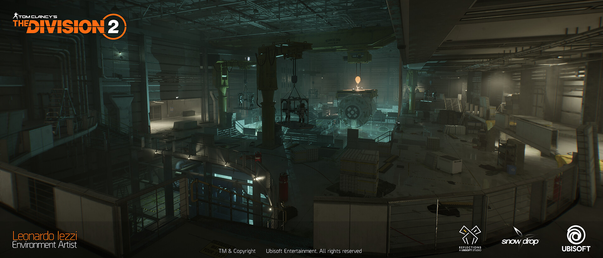 Leonardo iezzi leonardo iezzi the division 2 environment art 06 buoyancy 018 wide