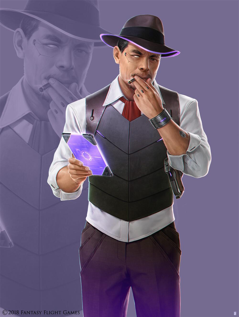Matt zeilinger shadow investigator mattz