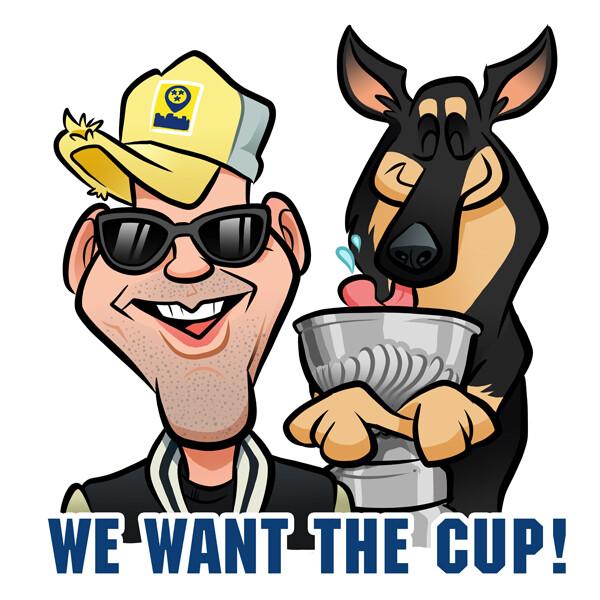 Steve rampton tim cup glasses