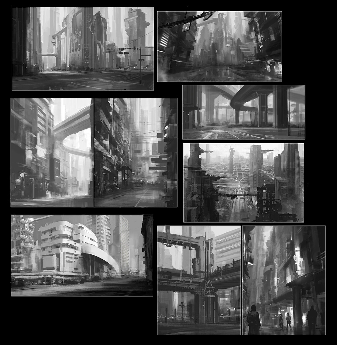 City Thumbnails