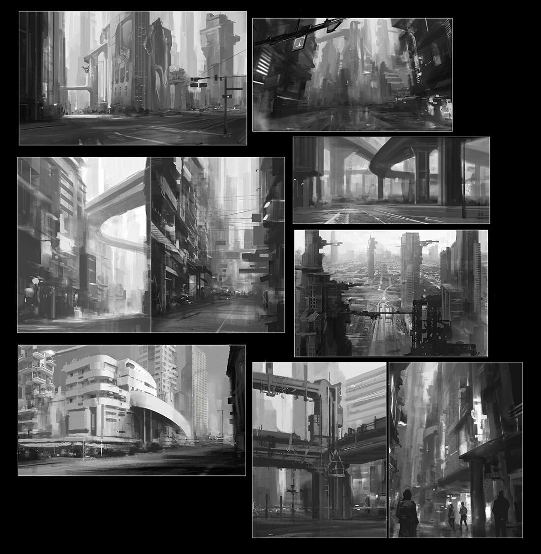 City Thumbnails