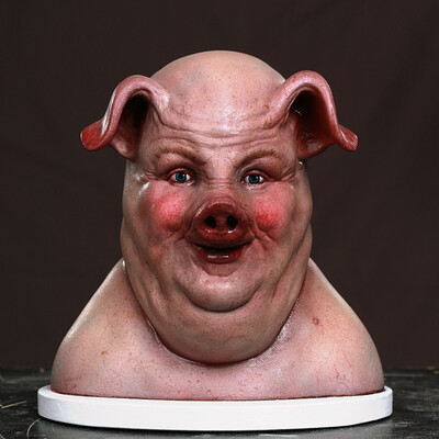 Christopher goodman pig 1