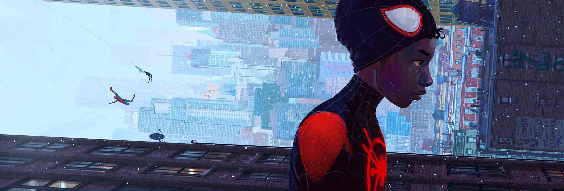 Patrick o keefe spiderverse cover final ok